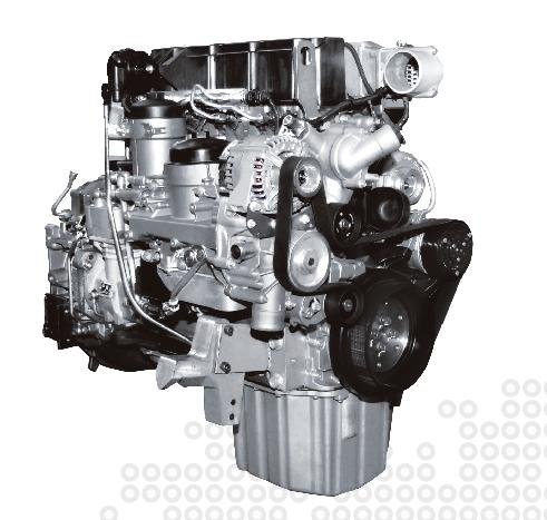 J6L 4X2智慧版6.8米载货车发动机