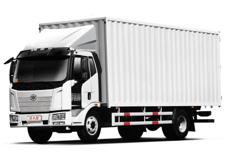 解放J6城市物流载货车 4×2
